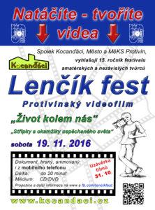 Protivínský videofilm 19. 11. 2016 http://protivinskyvideofilm.webnode.cz www.kocandaci.cz | www.fb.com/lencikfest #kocandaci #lencikfest #protivin #ProtivinNet Radek Lenemajer- fotograf Protivín a okolí, grafické práce, počítačové konzultace a kurzy - word, excel, internet www.lencik.cz / www.lefoto.cz #lencik #grafikaprotivin #protivin #Lefoto